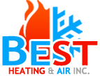 Logo: Best Heating & Air test
